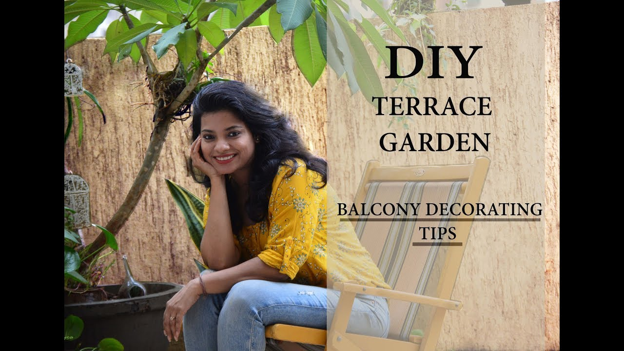 Diy Terrace Decoration Ideas India L Rental Balcony Makeover Garden Ideas In Hindi Ask Iosis Hindi