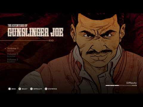 Wolfenstein ll: Gunslinger Joe - Captured: Freedom Chronicles Adventures Of Gunslinger Joe Cutscene