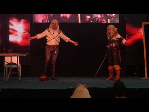 related image - Toulouse Game Show Springbreak 2017 - Cosplay Dimanche - 02 - The Witcher 3