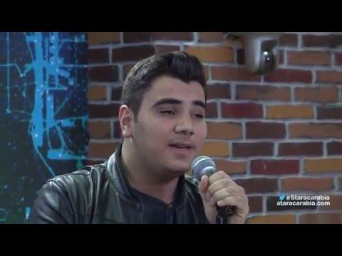 نسيم رايسي من تونس في الايفال الثاني عشر - ستار اكاديمي 11 - 04/01/2016