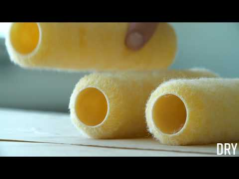 Quick Tip: How to Clean Paint Rollers