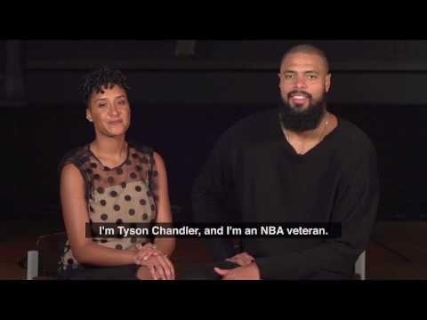 Kimberly and Tyson Chandler On How To Support DKMS