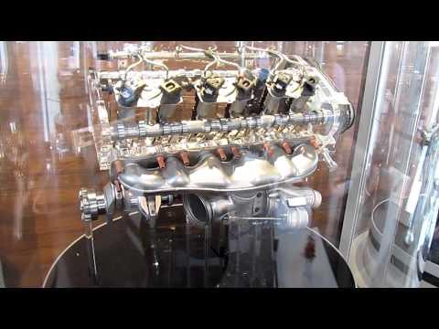 BMW AG N55 motor model...