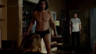 Adam Driver as: ADAM - GIRLS (S06 E01) - All Scenes