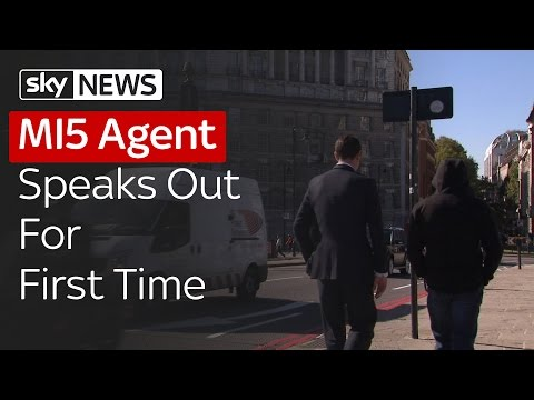 Former MI5 Agent: How We Foiled Terror Attacks Almost Daily