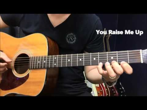 You Raise Me Up - Finger Style