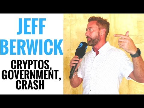 Satoshi Nakamoto Would Be in Jail - Jeff Berwick @Anarchapulco 2018