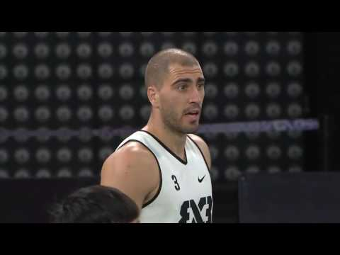 Novi Sad Al Wahda - Shanghai Sues - Men's Pool A FIBA 3x3 World Tour Beijing