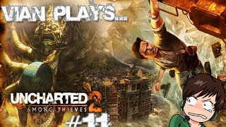 Uncharted 2: Among Thieves (11): Keep Moving
