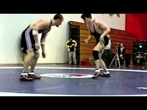 2004 CIS Championships: 76 kg Eric McAlister vs. Steve Raines