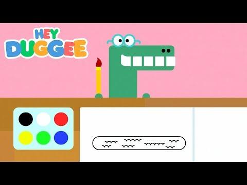 The Colour Badge - Hey Duggee Series 2 - Hey Duggee