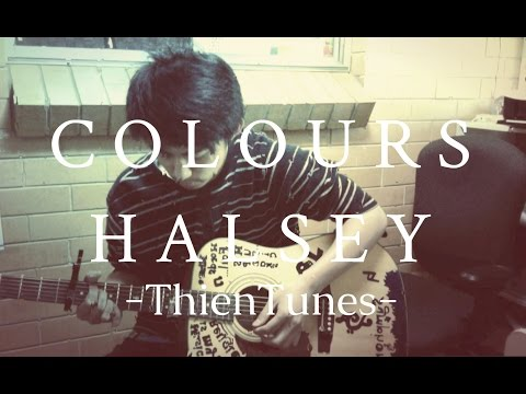 Halsey | Colours | Acoustic Cover by ThienTunes #BADLANDS