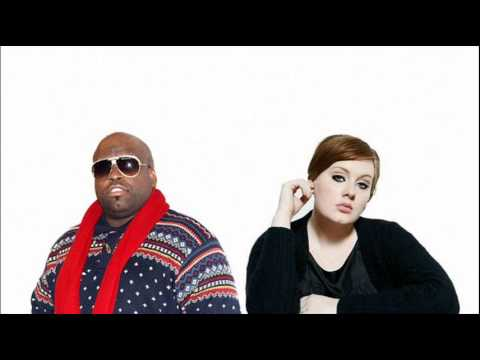 Adele vs. Cee Lo Green - Cry Baby Rolling In The Deep (Instrumental Edit) mp3