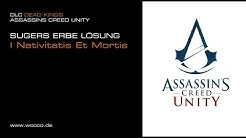 Assassins Creed Unity Sugers Erbe - Nativitatis Et Mortis Rätsel Lösung