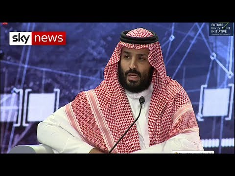 Breaking News: Saudi Crown Prince speaks for the first time since Khashoggi murder