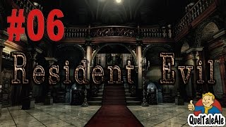 Resident Evil HD Remastered - Gameplay ITA - Walkthrough #06 - Maschere, Insetti, Pianoforte e Tigre