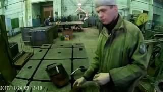 Слесарь по сборке металлоконструкций. Часть 1.