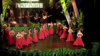 Hura Tapairu 2017 - Prestation de Tahiti Ora
