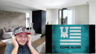 Come Alive by 116 (KB, Tedashii, Derek Minor, Andy Mineo, Lecrae, Trip Lee) REACTION!!