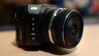 Hands On Blackmagic Micro Cinema Camera