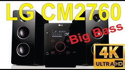 Unboxing and review of the LG CM2760 micro Hifi