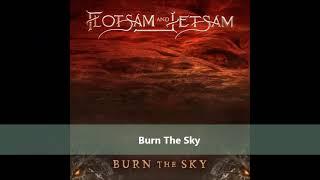 Flotsam And Jetsam   Burn The Sky Single 2021