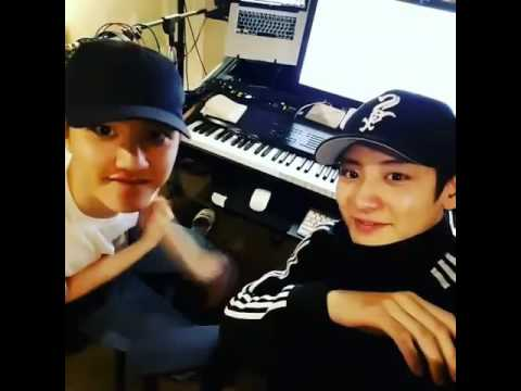 160927 Chanyeol - Love Yourself (ft. D.O)