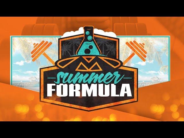 SUMMER FORMULA | SPECIAL 2018