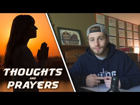 """Do """"Thoughts and Prayers"""" Mean Anything Right Now?"""
