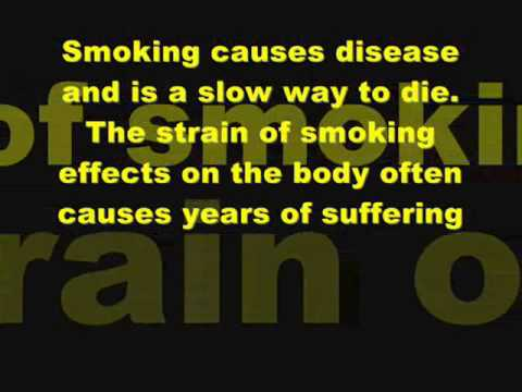 Republic Act 9211 ANTI-SMOKING or (Tobacco Regulation Act of 2003).wmv