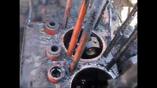Ремонт двигателя на Т-16