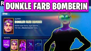 Dark Bomber Skin before SEASON 6...half a 😂 | Fortnite Season 6 Teaser German German