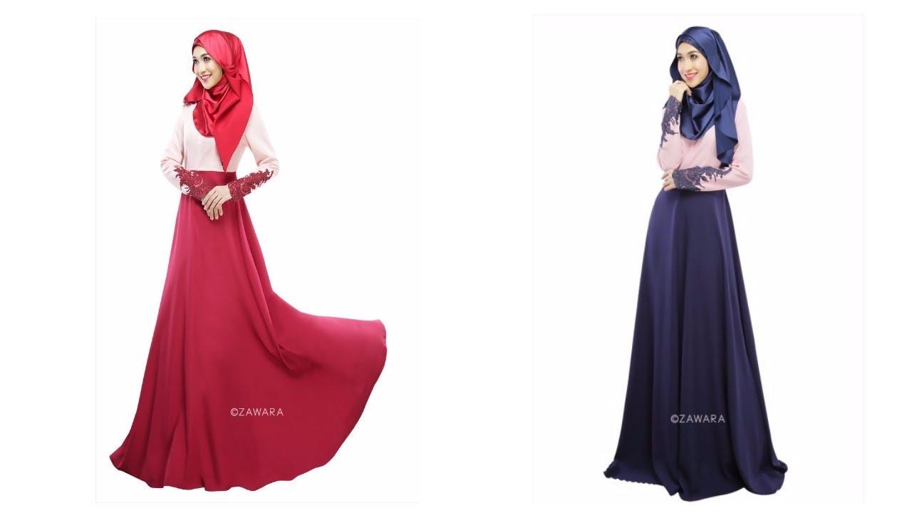 Комфортное и теплое мусульманское платье Одежда с AliExpress - YouTube