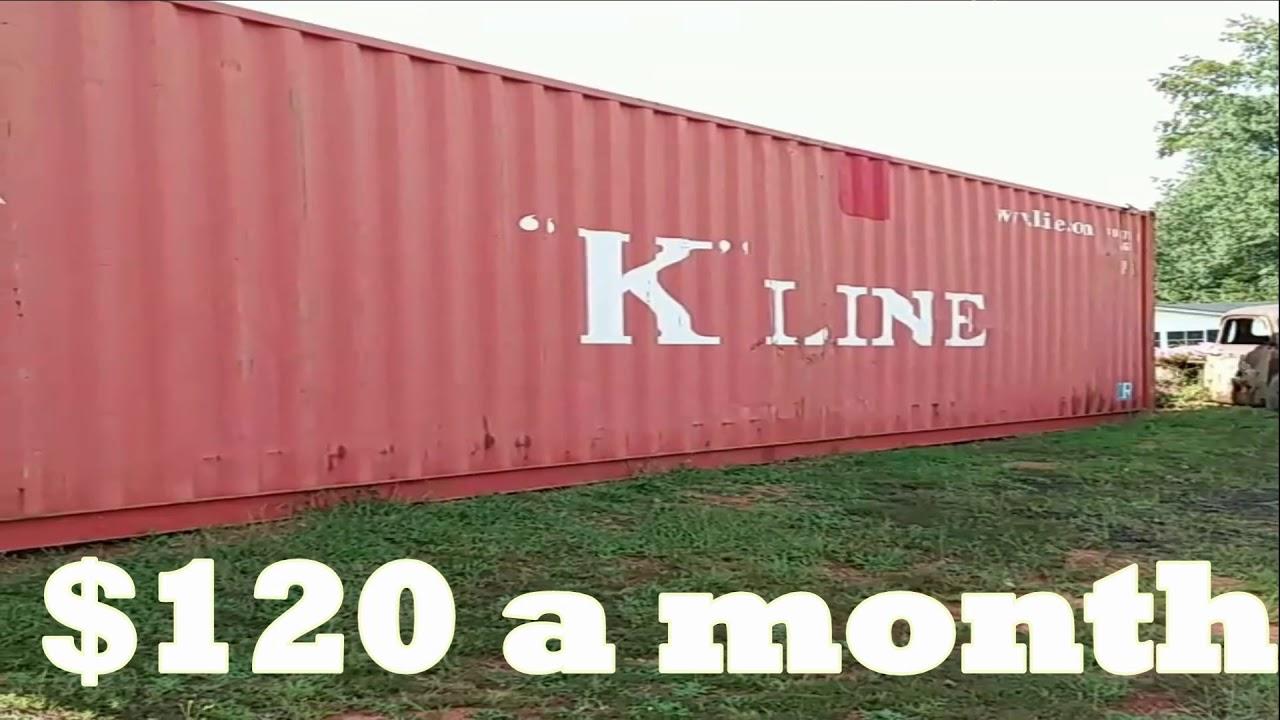 Ordinary Rent To Own Storage Containers Part - 12: Storage Container RENT TO OWN