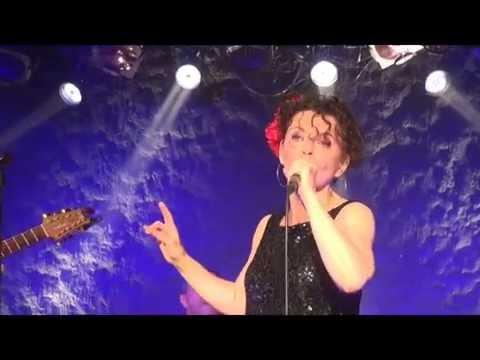 Nina Valentin concert juin 2014