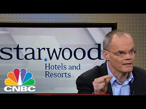 Starwood Hotels & Resorts CEO Frits van Paasschen | Mad Money | CNBC