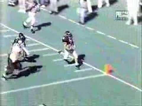 Zach Thomas Game Winning TD 1995 Texas Tech vs. A&M