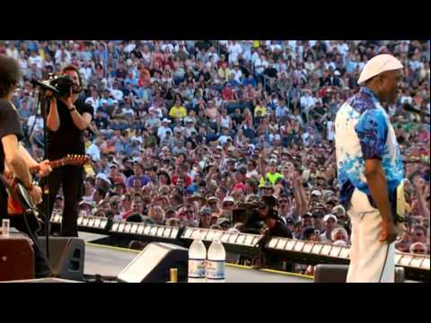 Buddy Guy, Ronnie Wood & Johnny Lang   Miss You Crossroads Guitar Festival 2010