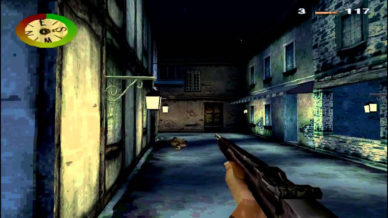Medal of Honor (PS1) Gameplay HD - YouTube