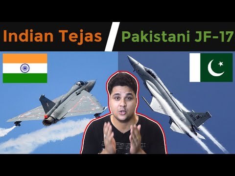Indian Tejas Vs Pakistani JF-17, Indian Vs Chinese Defence Industry