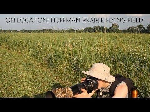 On Location: Huffman Prairie Flying Field - Ryan L. Taylor Photography