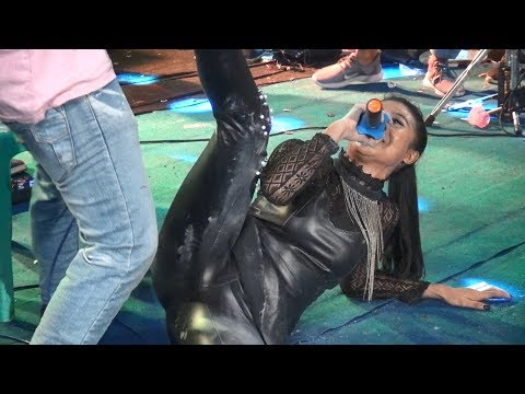 Aksi Kocak Norma Silvia vs Victor Reog Ponorogo New Kingstar