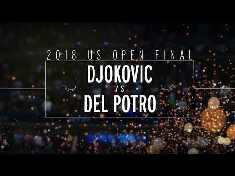 US Open Men's Final Preview: Novak Djokovic vs. Juan Martin del Potro