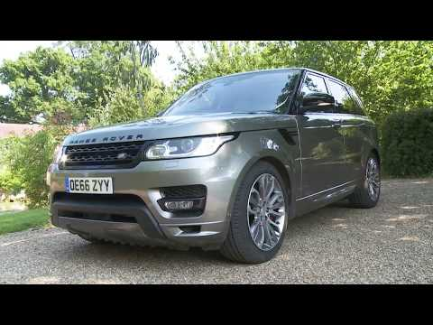 Range Rover Sport 2019 Review