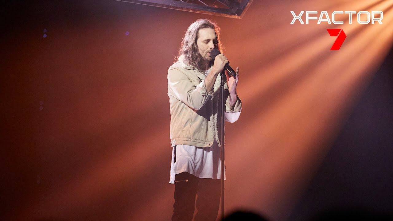 Davey's performance of Ed Sheeran's 'Small Bump' - The X Factor Australia 2016