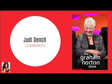 Judi Dench on Graham Norton