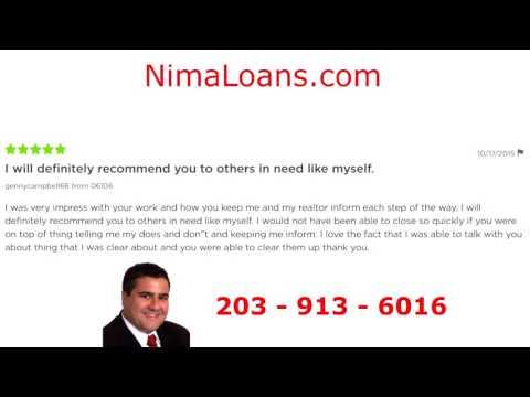 Mortgage Lending Professional Nima Loans Customer Testimonials