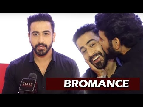 Fun Interview With Dishank Arora & Viraf Patel, Compliment Each Other For Their Work