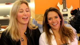 Jenna e Karsta: due americane a Busto