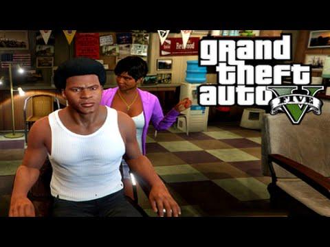 GTA 5 Mods - REAL LIFE MOD #1 - Thug Life, Finding a Job, Super Cars (GTA 5 PC Mods Gameplay)